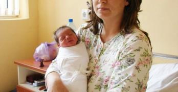 Бебе от Свиленград стана последното на 2009 година  за България