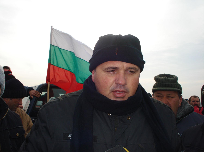 Асен Кичуков, председател на Националното сдружение на тютюнопроизводителите в България