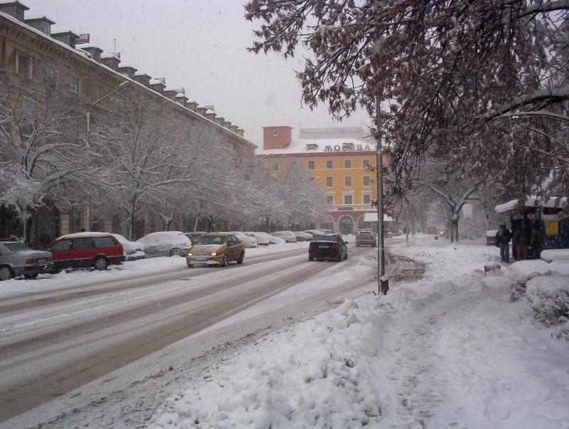 Димитровград е строежът на XX век