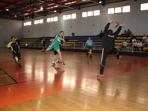 Хандбалните ветерани играха на Европейското първенство в Солун