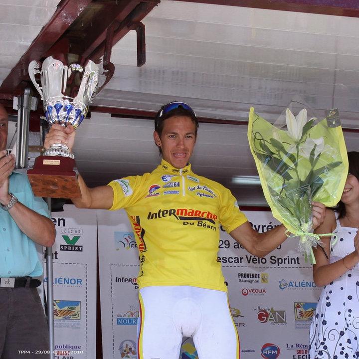 Николай Милков първи на старт в Испания
