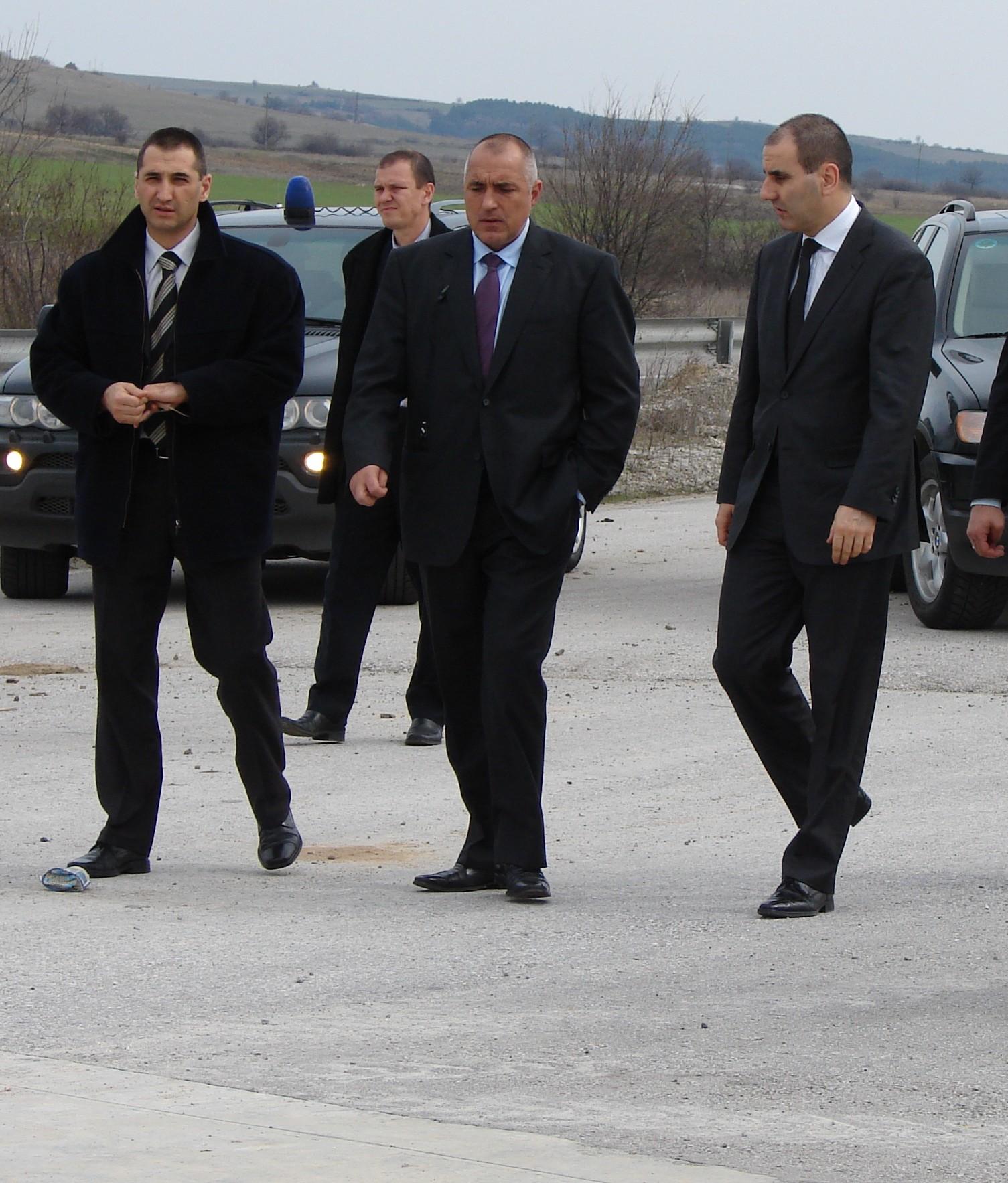 Бойко Борисов открива аутобана в събота