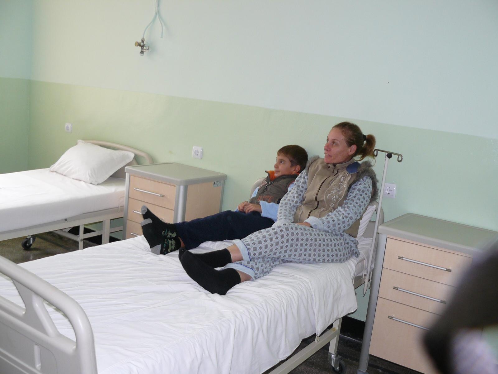 Финансират болницата с пари от ЕС
