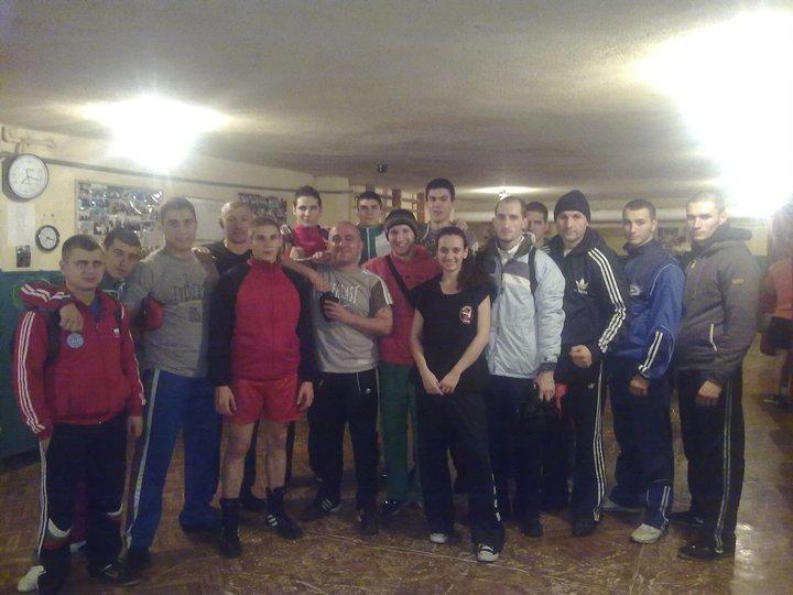 Продан Йовчев замина на европейско първенство по кикбокс