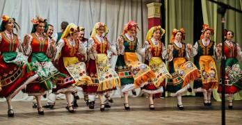 """Фолклорни състави от Любимец в """"От българско, по-българско"""""""