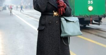 Пламена възхити софиянци в моден сайт