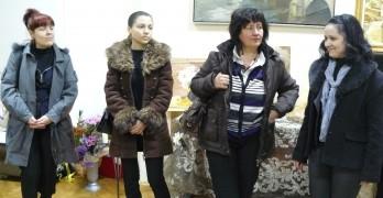 Отляво-надясно: Десислава Шивикова, Веселка Стилиянова, Дарина Карагьозова, Мария Кряскова