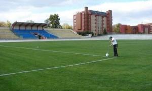 """Футболисти от Палма де Майорка пробват тревата на """"Колодрума"""""""