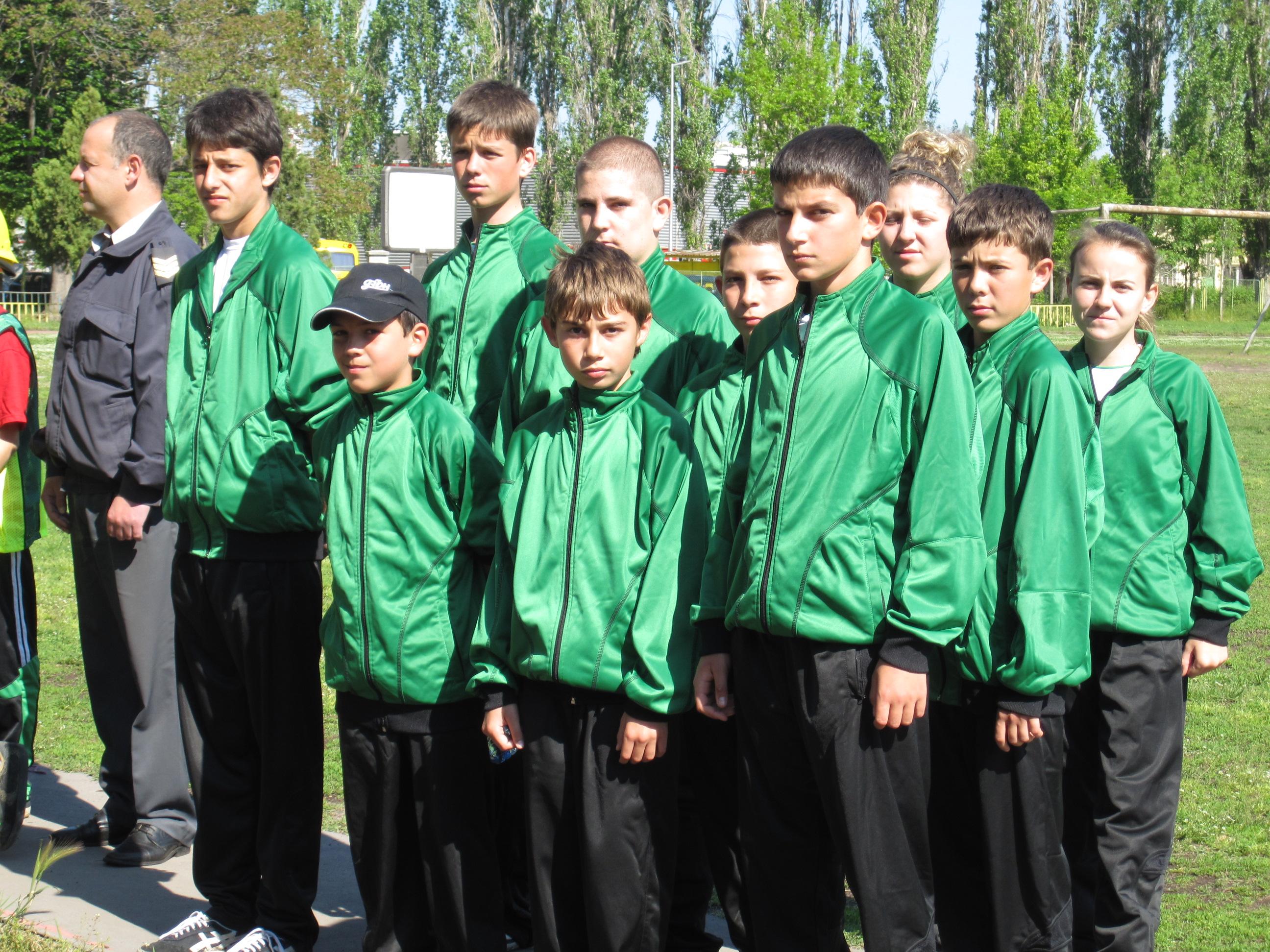 """""""Млад огнеборец"""" най-добри в областта, отиват на национално и световно първенство"""