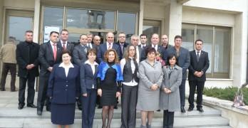 Кметът и новите общински съветници положиха клетва, адвокат Еленков оглави ОбС