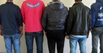Задържаха 14 нелегални имигранти