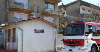 Седмица на отворените врати в пожарната 2012