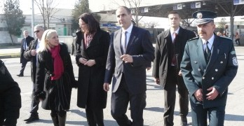 Цветанов идва за откриването на Интегрирана система за наблюдение границата