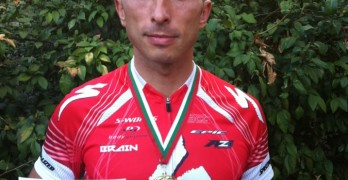 Наш колоездач първи на състезание по планинско колоездене