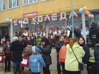 Мезечани отново организират Еко Коледа в селото