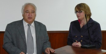 Христо Георчев отново оглави съда