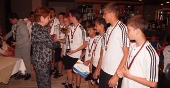 Приключи първото състезание на младежките противопожарни отряди за купата на Свиленград