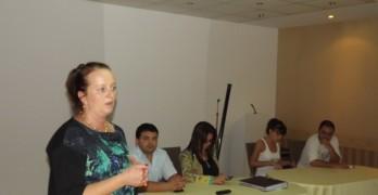 Райна Йовчева към младите: Да поставим началото на широка дискусия за развитието на Хасково и региона