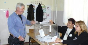 ГЕРБ печели убедително в Хасковска област