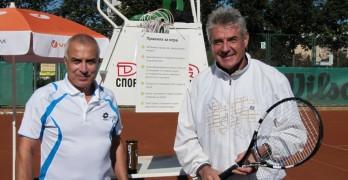Пореден успех в тениса за Димитър Зафиров