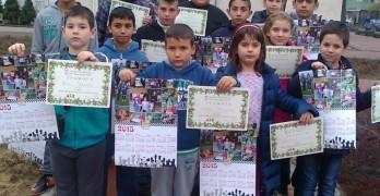 Константин Льондев стана първи в традиционния коледен детски турнир по шахмат