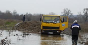 Спасиха вододайната зона на града от Марица