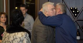 Христо Бонев – Зума и Валентин Михов в Свиленград  за юбилея на  Динко Господинов
