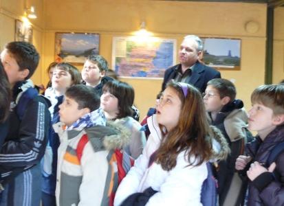 Беседа за Освобождението се проведе в музея