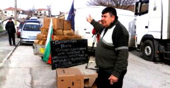 Тютюнопроизводителите отново скочиха на протест