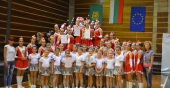 Мажоретките ни с медали от държавното първенство, отново отиват на европейско