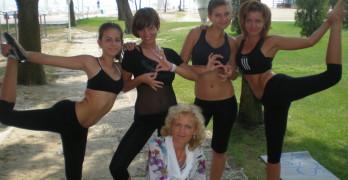 Домакинстваме държавния шампионат по йога