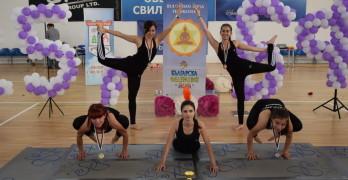 Отбелязваме международния ден на йогата
