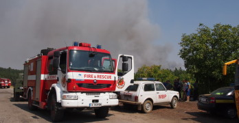 Полицията подозира двама свиленградчани за големия пожар в Сакар