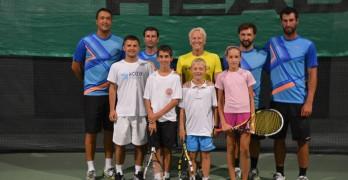 Georgi - tenis