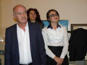 Инж. Динков слуша спокойно обявяването му за председател на ОбС