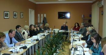 Общинските съветници определиха председатели на постоянните комисии