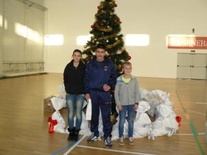 Миглена Милева, Димитър Петков и Георги Георгиев получиха индивидуални награди.  С такъв приз бе отличен и Пеньо Василев, който не присъства на церемонията