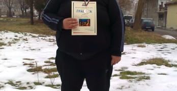 Пеньо Василев – талантът в шаха от Свиленград