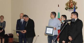 """Свиленградската фирма """"Глобал линк"""" получи специалната награда на КРИБ, още 4 местни компании – с призове"""