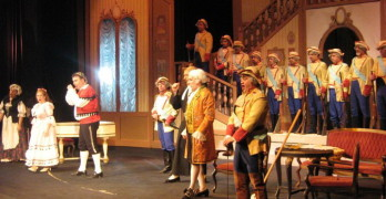"""Бургаската опера представя """"Севилският бръснар"""" и """"Патиланци"""" в Свиленград"""