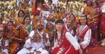 Ивалина Кръстева-Недева:  Изпитах огромна гордост, че съм българка по време на участието ми в световния фестивал на културата