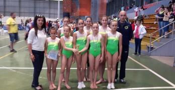 Поредното си силно състезание направиха гимнастичките на Свиленград