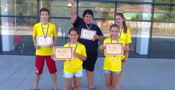 Шахматистите на Свиленград отново станаха шампиони на Спартакиадата на малките селища