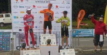 Ники Михайлов излиза първи в генералното класиране на Обиколката на Румъния