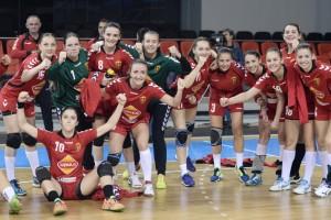 Младите вардарки  са втори в шампионата на Македония