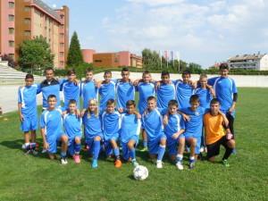 Отборът на Левски U13 е абсолютен фаворит сред връстниците си. През миналия сезон не допусна загуба или равен, реализирайки 80 гола и допускайки само 1.