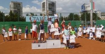 Георги Георгиев спечели Мастърса при десетгодишните