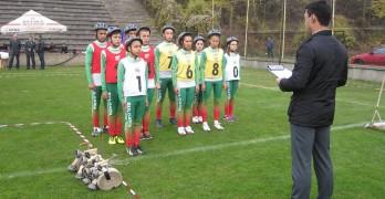 """Младите ни огнеборци спечелиха среброто на състезанието за Купа """"Юлиян Манзаров"""""""