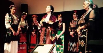 Вяра Илиева участва в майсторски клас на Бинка Добрева във Виена