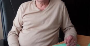 Костадин Костадинов пое колоезденето в Свиленград